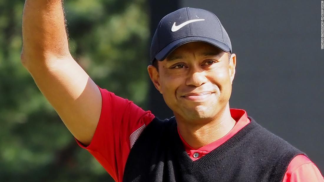 Tiger Woods đặt vai trò đội trưởng 'mở mắt' tại Pres President Cup
