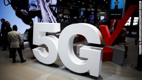5G will come in. This Verizon partnership to show how it will disrupt production