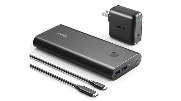 Anker PowerCore+ portable charger ($129.99; amazon.com): If you have a friend or family member who's always running out of battery, Anker has them covered. This charger has not one, but two USB ports, as well as a USB-C port to boot. This beast of a battery has enough capacity to fully charge most phones seven times over, and most tablets twice. It does it quickly, too. You may also be happy to know this battery is TSA-approved. With one of these by your side, you'll never be caught without juice again.