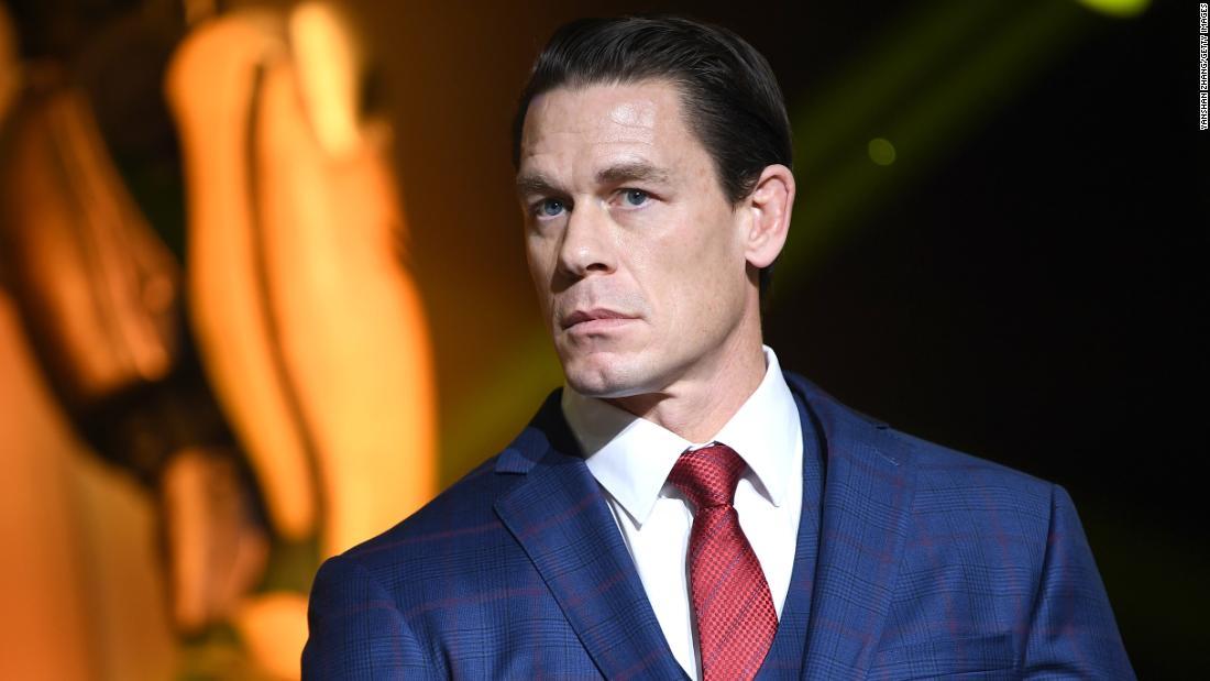 John Cena announces $500K donation to California fires first responders - CNN