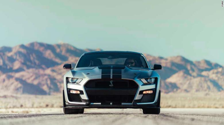 Hagerty Car Value >> The Ford Shelby Gt500 Is Track Ready But Road Friendly