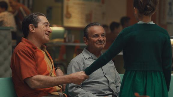 Robert De Niro, Joe Pesci in 'The Irishman'