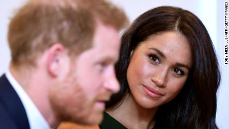Harry and Meghan say they're 'stepping back' from the royal family. The palace says it's 'complicated'