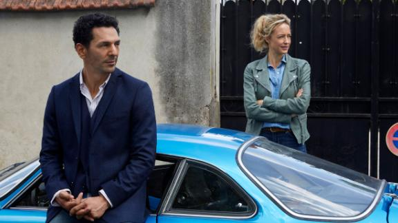 """""""Balthazar"""": This French crime thriller, one of the top ten highest-rated French dramas of 2018, introduces a forensic pathologist with an unusual talent -- the brilliant yet exasperating Raphaël Balthazar (Tomer Sisley) can make the dead speak like no one else. (Acorn TV)"""
