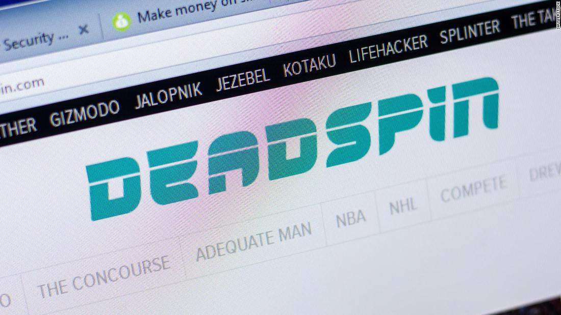 Deadspin revolts and editor fired over 'stick to sports' mandate