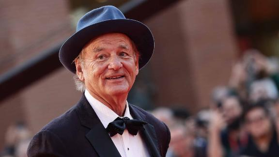 ROME, ITALY - OCTOBER 19:  Bill Murray walks a red carpet during the 14th Rome Film Festival on October 19, 2019 in Rome, Italy. (Photo by Vittorio Zunino Celotto/Getty Images for RFF)