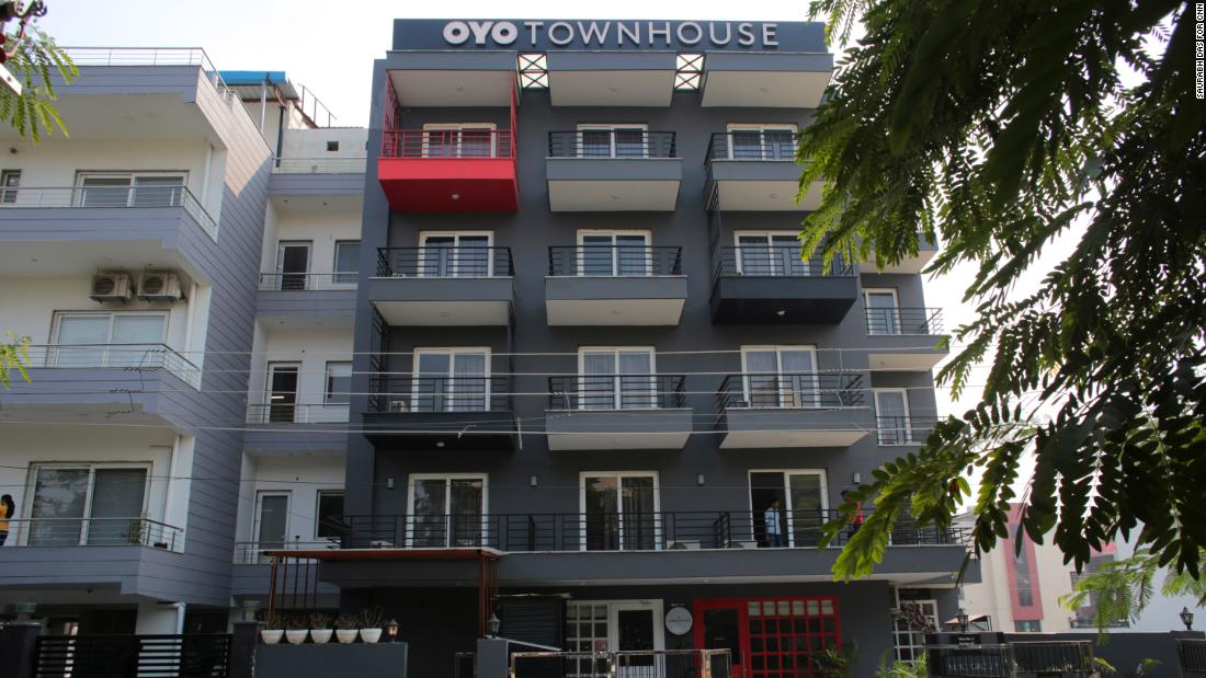 In addition to its tens of thousands of budget hotels across India, OYO also operates higher end accomodations called OYO Townhouse.