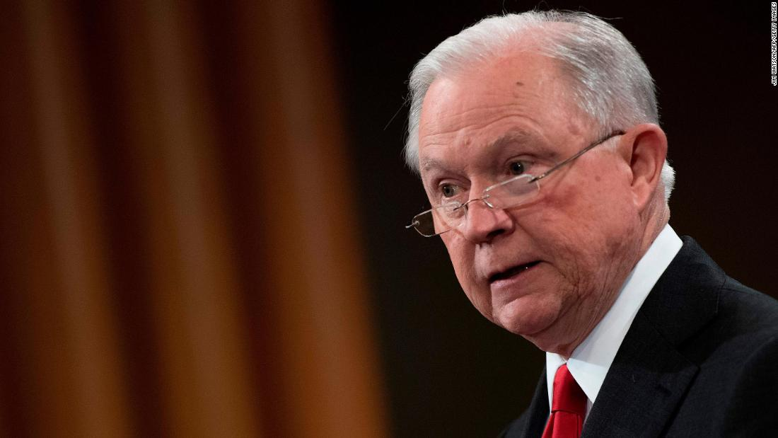 Jeff Sessions highlights his lack of Trump-bashing in ad