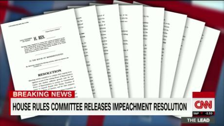 House Dems' resolution potentially expands role in impeachment inquiry for GOPers