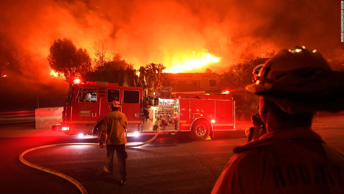 A power company's electrical equipment started one of the most destructive fires in California history