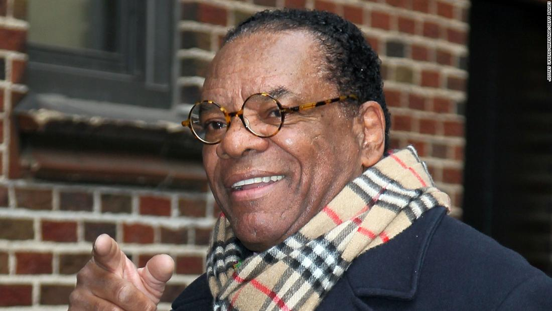 John Witherspoon, comedian and actor who starred in 'Friday,' has died at 77