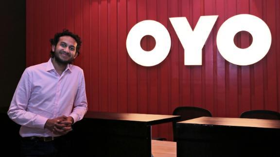 Ritesh Agarwal, founder of OYO Hotels & Homes