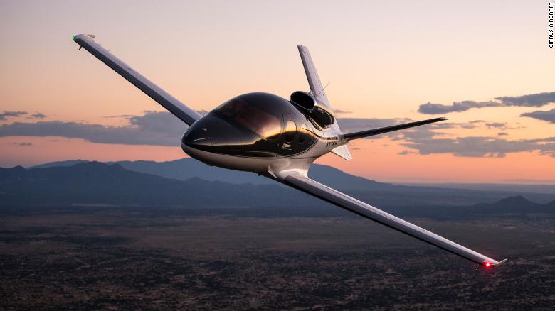Cirrus plans to make the Autoland system standard on its VIson Jet next year.