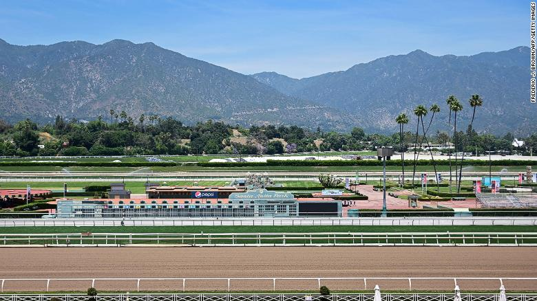 Santa Anita will host the 36th Breeders' Cup World Championships this weekend.