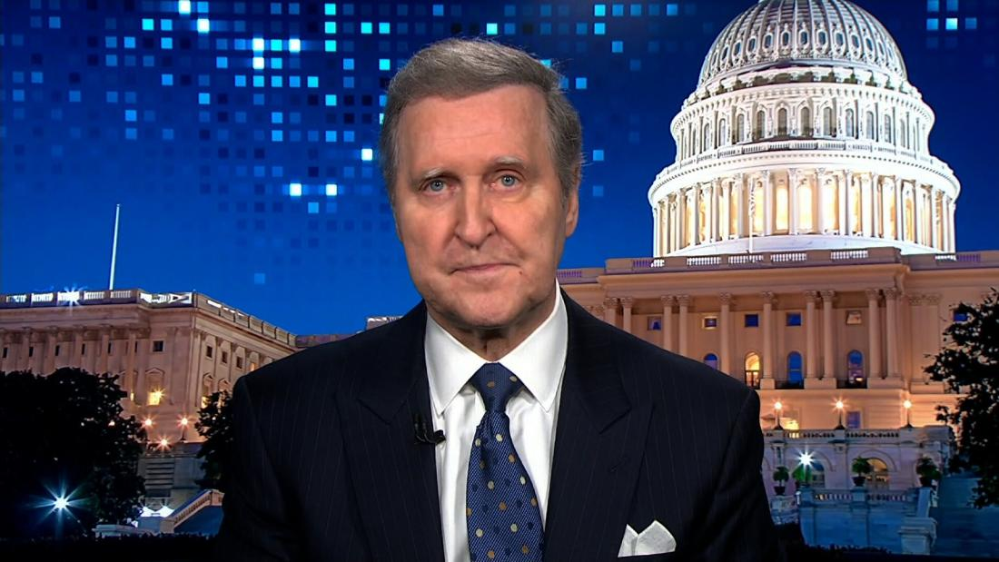 Former Senate Republican says Trump sounds like a dictator