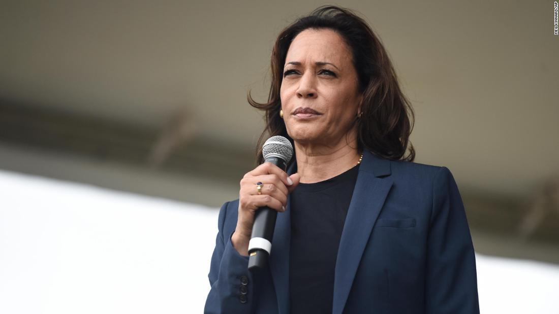 Kamala Harris zu schneiden Personal und Kosten in der großen Kampagne shakeup