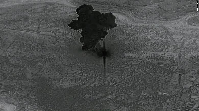 See stunning first images from al-Baghdadi raid