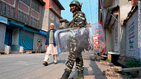 India downgrades Kashmir status and takes greater control over contested region
