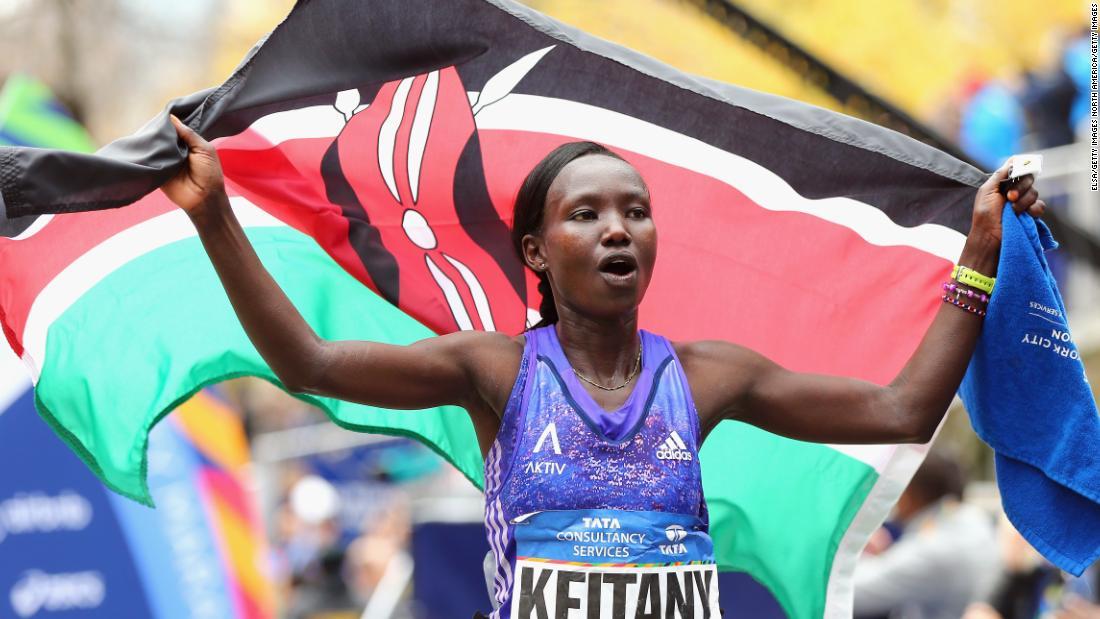 Die Gründe, warum die Kenianer immer gewinnen marathons liegen in einer region