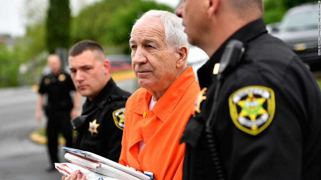 Penn State investigates new allegations against Jerry Sandusky