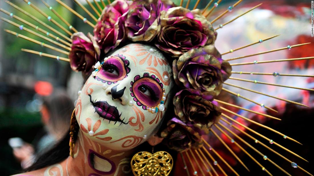 Day of the Dead has everything to do with the afterlife, love and those colorful skulls you've seen around