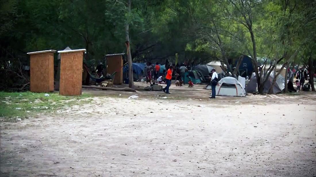 Conditions worsen for US asylum seekers along the border
