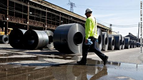 US Steel reports first loss since tariffs designed to help industry