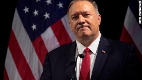 After leading the CIA, Mike Pompeo took over the demoralized state department in April 2018.