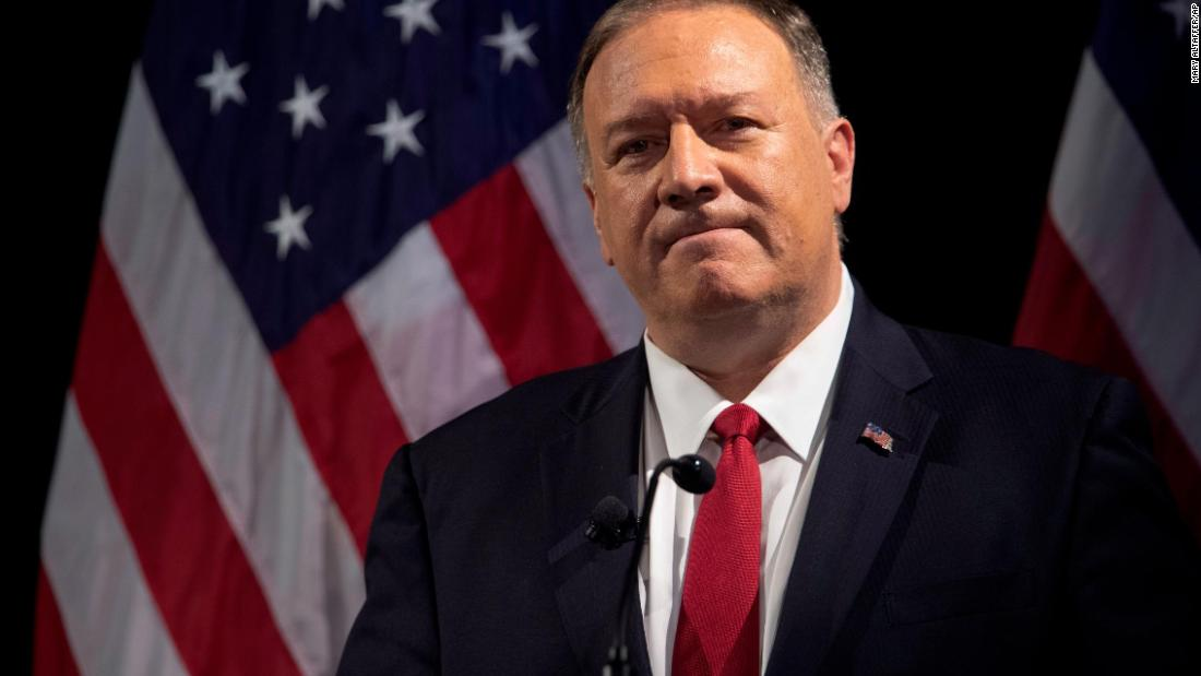 Pompeo has lost confidence at State during probe