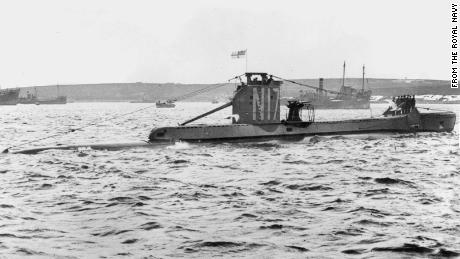 Submarine that disappeared mysteriously in World War II found after 77 years