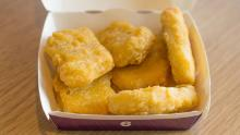 McDonald's added McNuggets as a Happy Meal option.