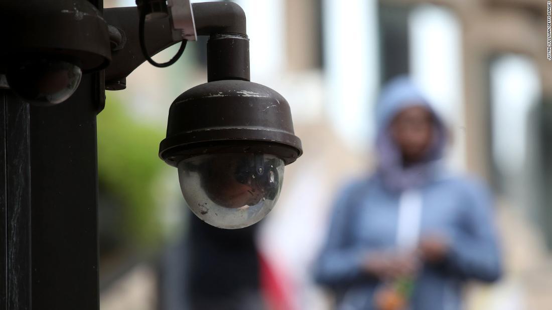 ACLU μηνύει την ομοσπονδιακή κυβέρνηση για την επιτήρηση από την τεχνολογία αναγνώρισης προσώπου