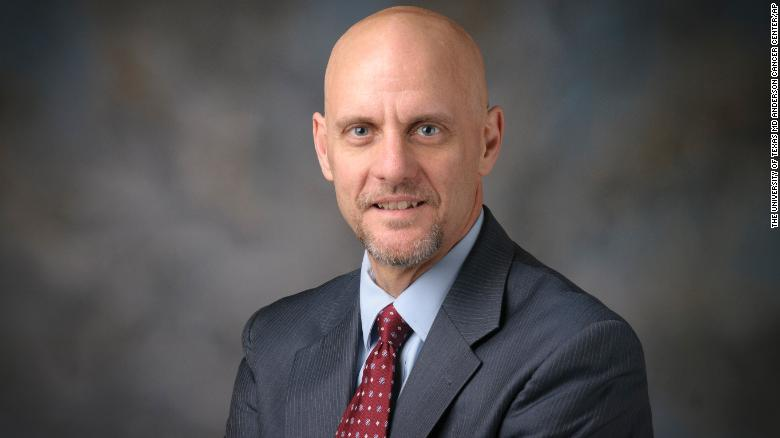 Dr. Stephen Hahn, chief medical executive at the University of Texas MD Anderson Cancer Center, is reportedly President Trump's pick to lead the US Food and Drug Administration.