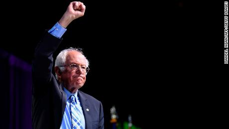 & # 39; From My Heart & # 39; Bernie Sanders bounces when health scares fade