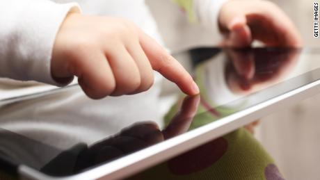 The NMR indicates screen time associated with lower brain development in pre-school children