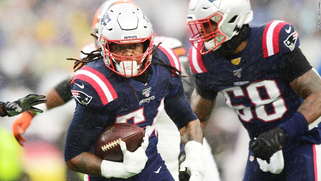 Patrioten Gesicht des Raben, und andere Dinge zu sehen, die für diese NFL-Sonntag