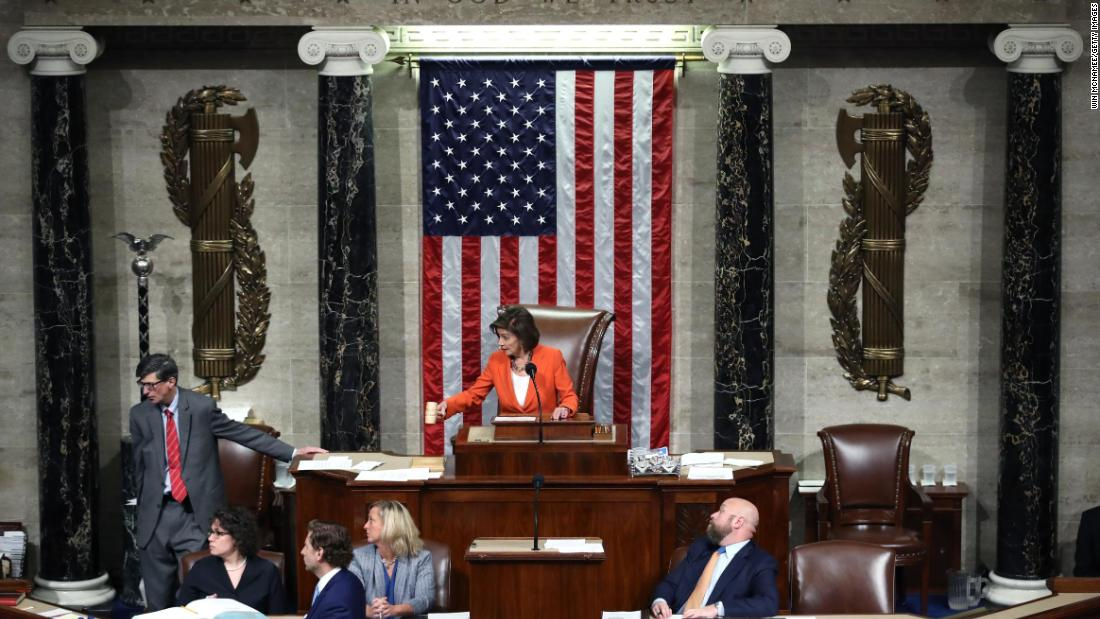 Trump signals alarm as Democrats' public impeachment push accelerates