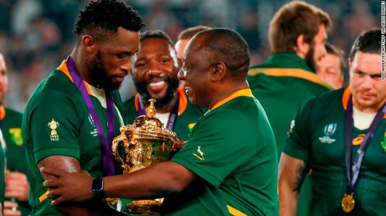 Chiến thắng World Cup bóng bầu dục của Nam Phi có nghĩa là nhiều ...