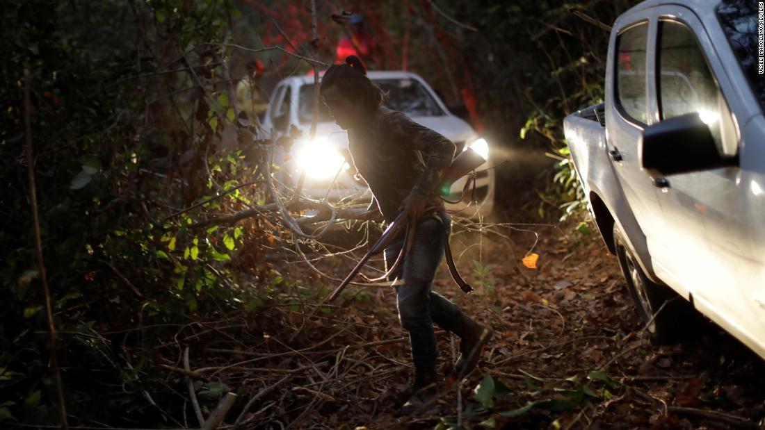 Regenwald-Schützer wird in einen Hinterhalt gelockt und getötet