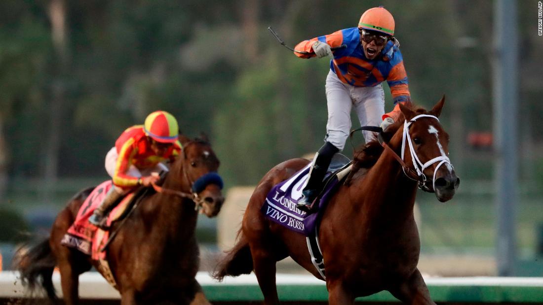 Breeders' Cup Classic: Elite-Rennen getrübt durch das Pferd ist Tod