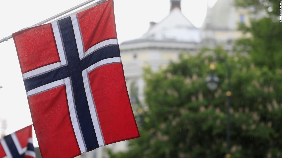 Norway arrests US white supremacist ahead of far-right conference
