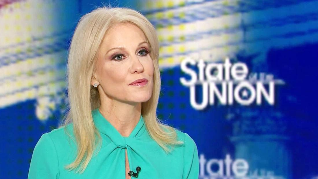Kellyanne Conway just took 'alternative facts' to a whole new level