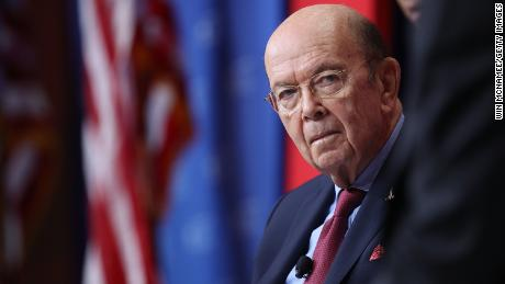 U.S. Secretary of Commerce Wilbur Ross speaks at the SelectUSA 2018 Investment Summit June 22, 2018 in National Harbor, Maryland. The investment summit encourages direct foreign investment in companies across the United States.  (Photo by Win McNamee/Getty Images)