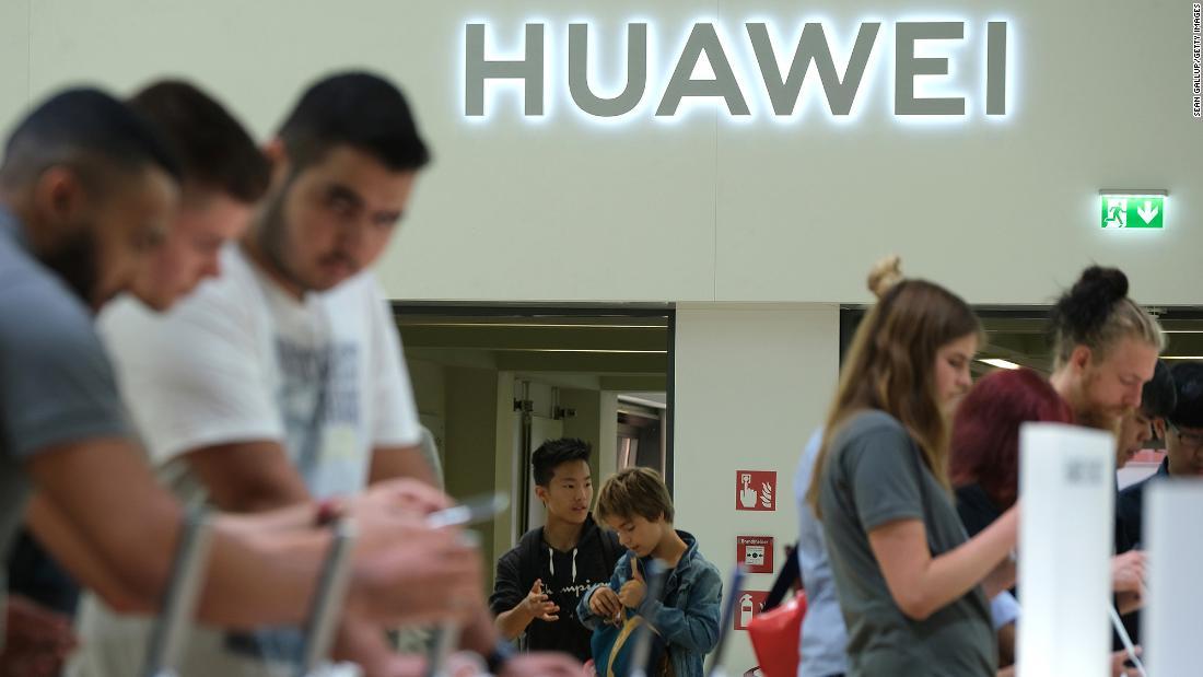 Tech-Aktien-Rallye in Asien, nachdem die Nachricht, dass ein Huawei Atempause könnte bald kommen