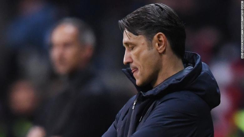 Niko Kovac แยกทางกับบาเยิร์นมิวนิคหลังจากผ่านไป 18 เดือน