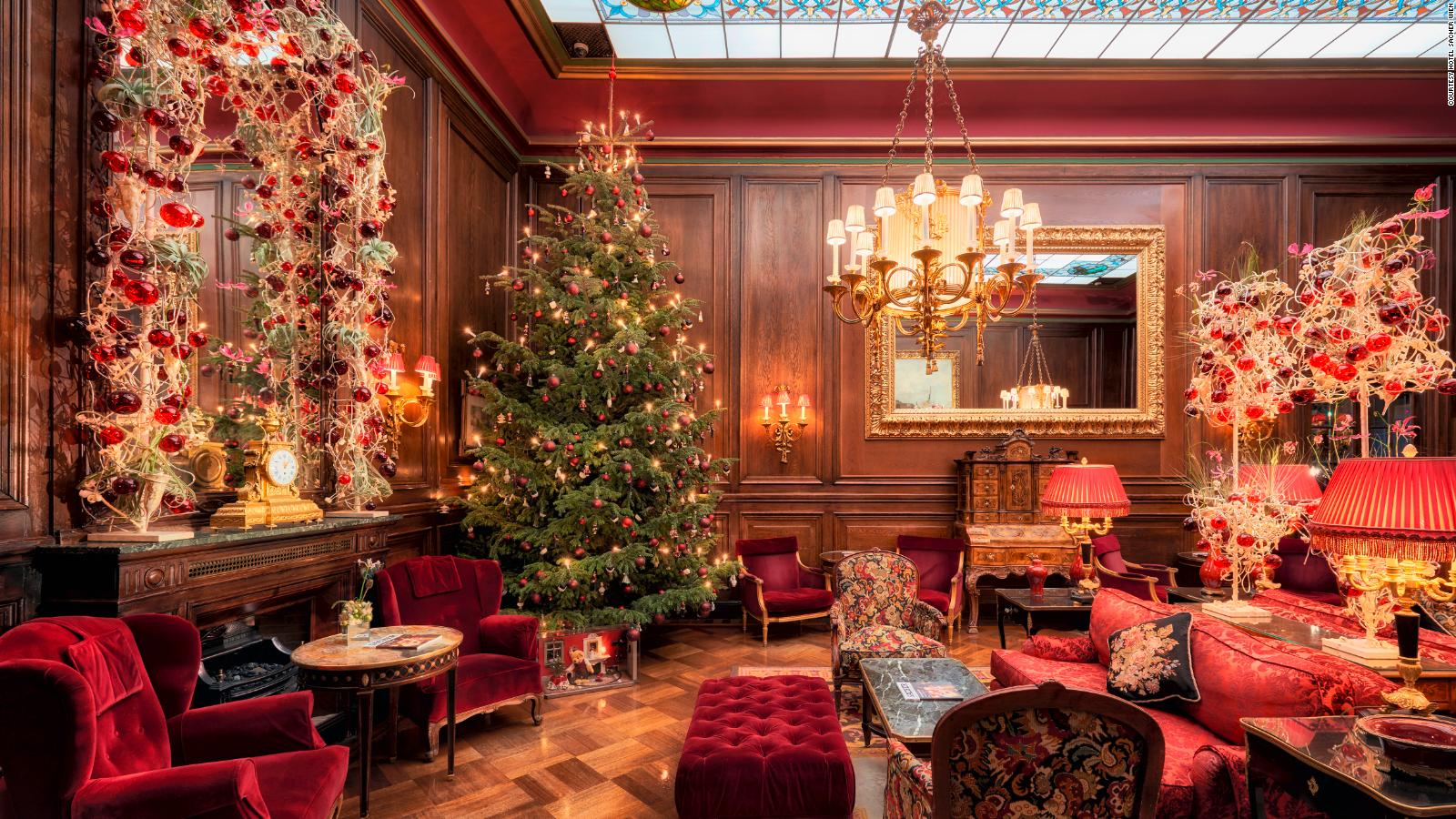 Hotels For Christmas Celebrations
