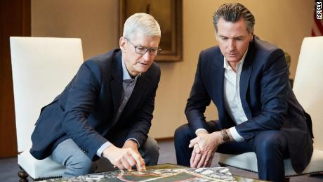 Apple will spend 2.5 billion US dollars to solve the California real estate crisis. 39; s Real Estate Crisis