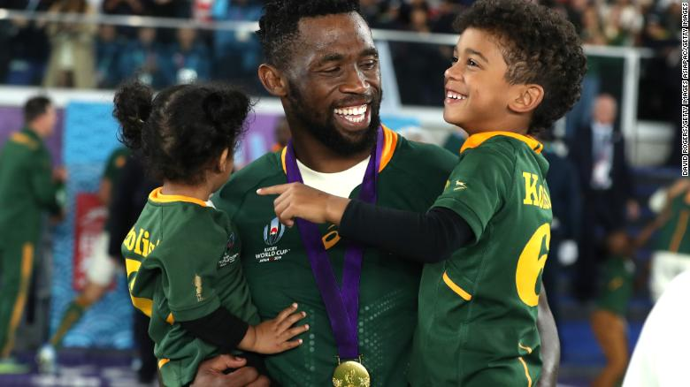 Siya Kolisi: 'It's a privilege not a burden to fight for the ...