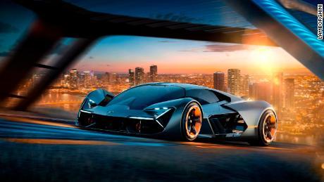 Lamborghinis Mission ist es, die Zukunft der elektrischen Supersportwagen zu stören