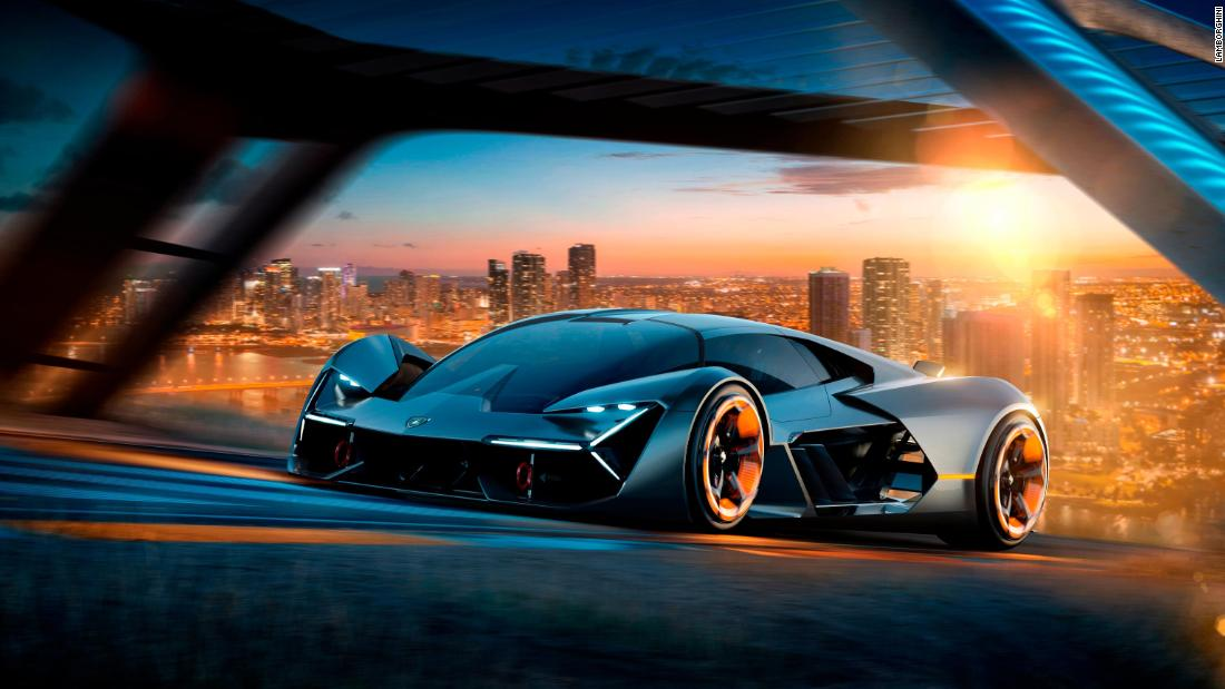 Lamborghini S Long Shot Mission To Take Its Super Fast Cars Into The Electric Age Cnn